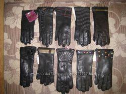 Кожанные перчатки Румынской фабрики Manpel