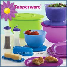 Tupperware в каждом доме. Минус 26