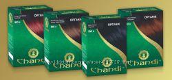 Chandi Органик Лечебная натуральная краска для волос Чанди