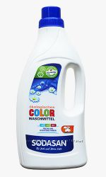 Безопасный гель Color для стирки цветных и черных вещей 1, 5л. В Наличии