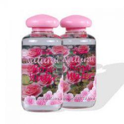 Натуральная настоящая розовая вода LEMA Kazanlak