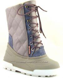 Зимние сапожки на меху Алиса лайн Mont Blanc 26-37рр.