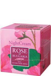 Крем для лица дневной и ночной Rose cream 50 ml