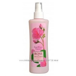 Розова вода ROSE  WATER NATURAL 230 ml