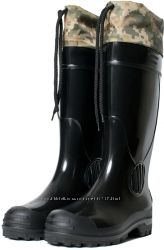 Резиновые Сапоги мужские с утеплителем 379грн. Супер качество