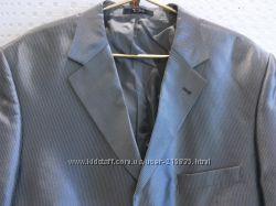 Деловой костюм размер 50, галстуки новые