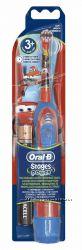 Детская электрическая зубная щетка Braun Oral-B Stages Power 3