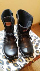 Продам демисезонные ботинки, Польша