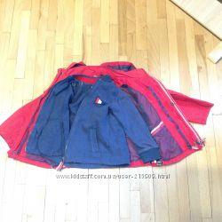 Курточка 3 в 1 80 размер