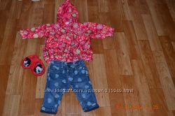 Красивые теплые человечки и комплекты, ветров для самых маленьких модницч. 3