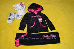 Спортивный костюмы adidas  и hello kitty на малышку