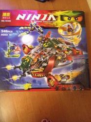 Конструктор Ninjago, 546 дет, 10398
