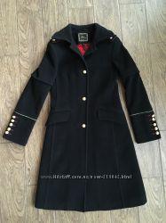 пальто из кашемира и шерсти р S