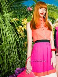 Шикарное новое яркое платье Kira Plastinina