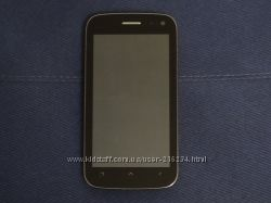 Смартфон Android Fly IQ450 на 2 сим карты и подарок силиконовый бампер