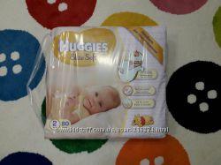 Подгузники Huggies Elite Soft Newborn 2 4-7 кг, 80 шт.