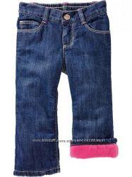 Зимние джинсы OLD NAVY 5Т
