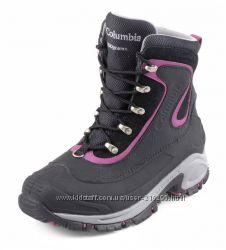Ботинки Columbia bugaboot omni-heat - 7. 5, длина 24. 5см