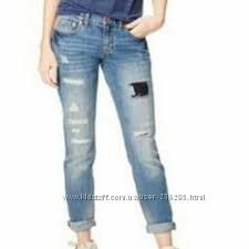 Продам джинсы Aero Boyfriend Jean - размер 0