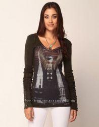 Idylle FemmeFatale Thermal shirt