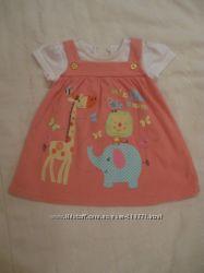 Милое платье на малышку