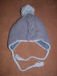 Зимние шапки на ОГ 50-51 см