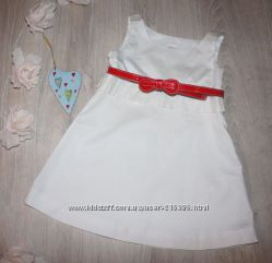 Платьице Zara, р. 110 см