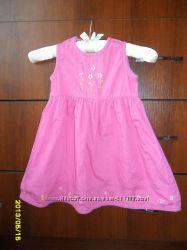 Платье Tesco, р. 80-86