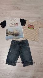 Маечки, футболочки на 5-6 лет