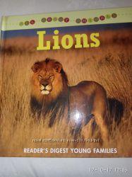 LIONS Reader&acutes Digest  Енциклопедія англійською мовою про левів