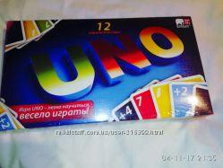 Подарок на новый год Игра Уно UNO