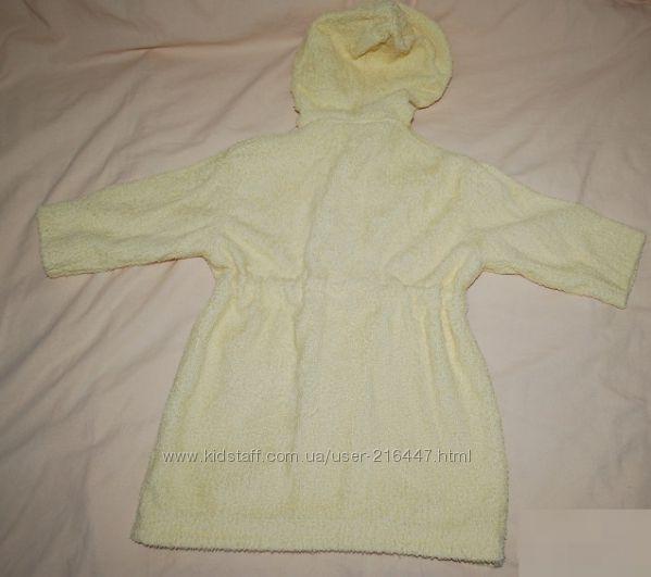 Махровый халат, H&M, 1-3 года