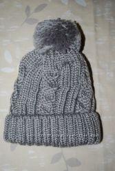 Шикарные зимние шапочки на 2-10 лет. Есть выбор.