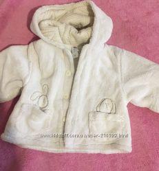 унисекс куртка стильная на первые холода 68см. качество супер