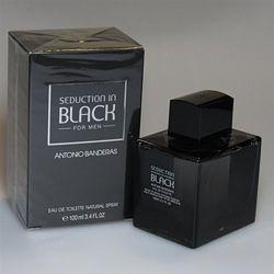 A. b. seduction men in black мужская туалетная вода, 50 мл