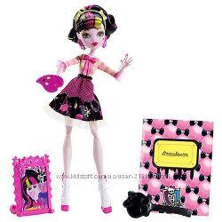 Кукла Monster High, Дракулаура, серия Арт-класс
