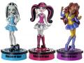 Фигурки-куколки персонажей  Monster High,  для игры в цифровом приложении