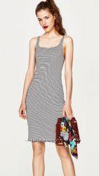 Платье Zara базовая коллекция