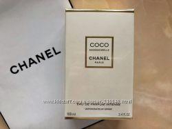 Chanel Coco mademoiselle intense EDP 100ml оригинал Брокард чек