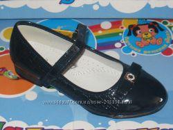 Туфельки в школу для девчонок Clibee и Apawwa