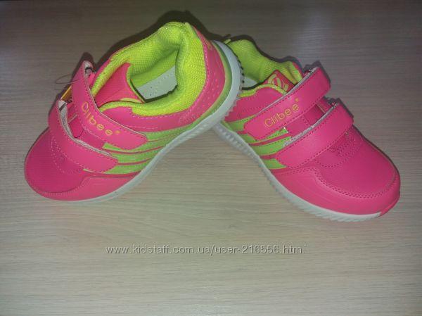 Яркие красивые кросовочки для девочки 31-36