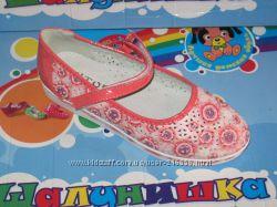 Новые модные туфельки 31, 35 Y-TOP