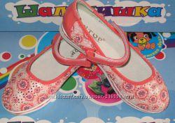 Новые модные туфельки 31-35 Y-TOP
