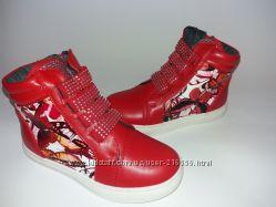 Осенние ботиночки Meekone для девочек