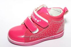 Весенние ботиночки Clibee для девочки 25-30