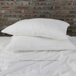 Льняное постельное белье, комплект постели лен