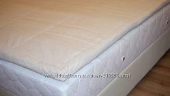 матрас на диван 100х190х3 хлопок лен