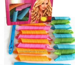 Бигуди Magic Leverag завивка волос, длинные 40см