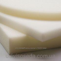 Поролон мебельный, толщина от 10-100 мм.