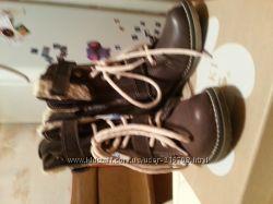 Бомбейские ботинки Lasocki kids Польша